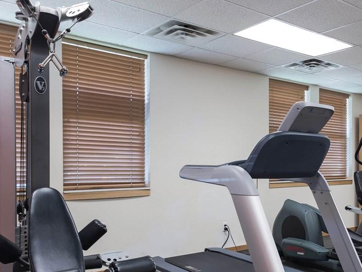Exercise machines-Heritage Park Apartments, Minneapolis, MN
