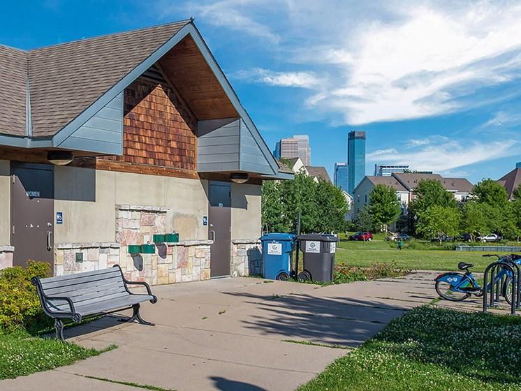 Building exterior-Heritage Park Apartments, Minneapolis, MN