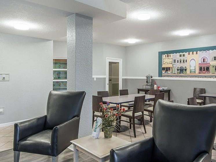 common area_Lexington Club at Renaissance Square, Clearwater, FL
