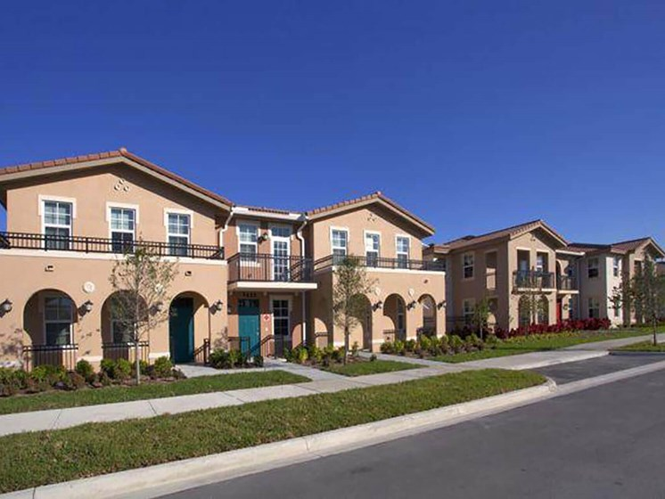 street view of apartment buildings_Northpark at Scott Carver Apartments Miami, FL