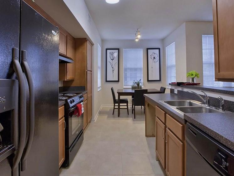 kitchen apartment_Northpark at Scott Carver Apartments Miami, FL