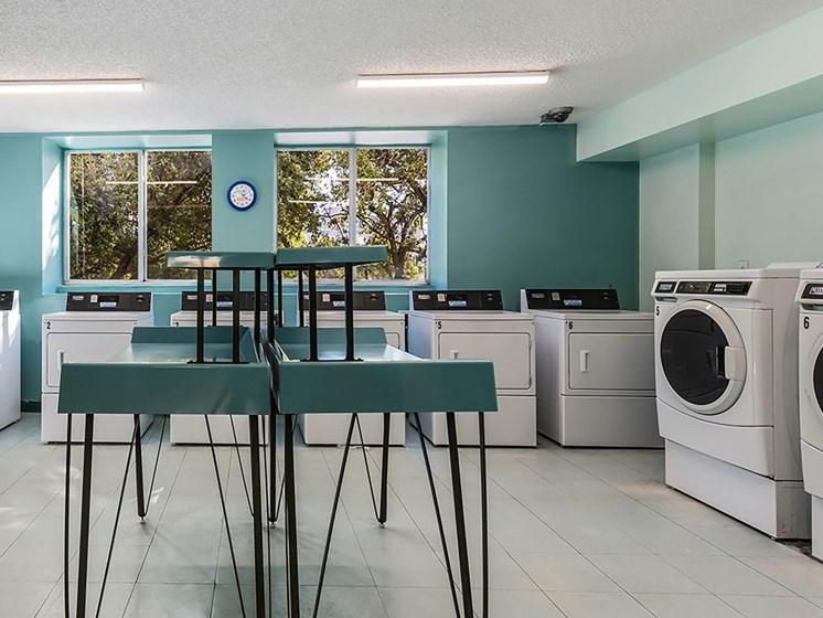 Laundry Room-Santa Clara I Apartments, Miami, FL