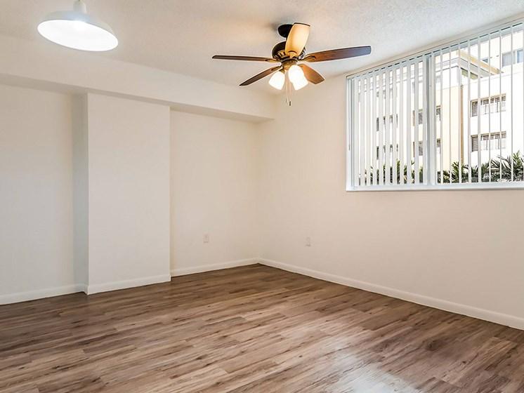 Apartment living room-Santa Clara I Apartments, Miami, FL