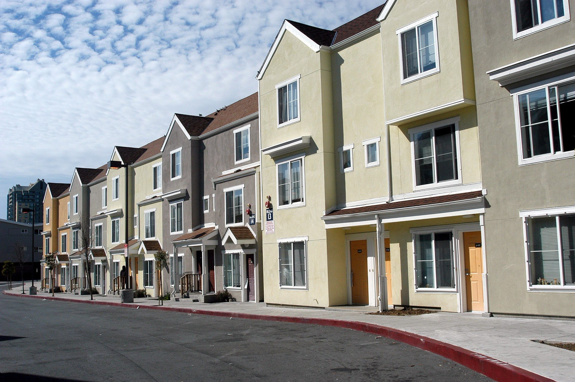 Street view-Plaza East Apartments, San Francisco, CA