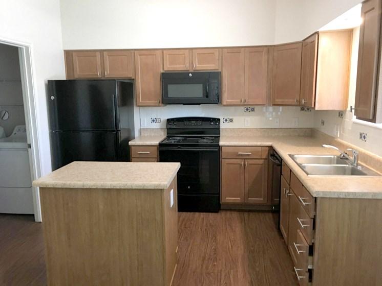 apartment kitchen-East Meadows San Antonio TX