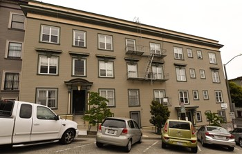 400-402 Pierce St. Studio-1 Bed Apartment for Rent Photo Gallery 1