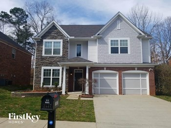 2537 Peach Shoals Circle 4 Beds House for Rent Photo Gallery 1