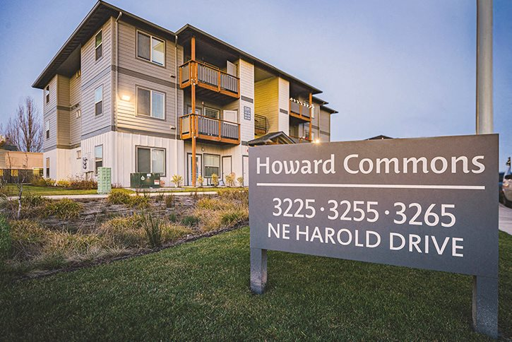 Howard Commons