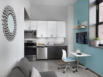 718 South Euclid Studio Apartment for Rent Photo Gallery 1
