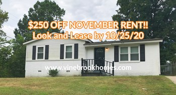 719 W Raines Rd 3 Beds House for Rent Photo Gallery 1