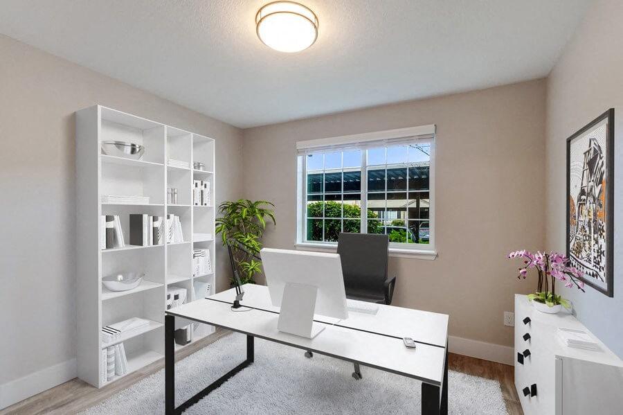 Model Bedroom/Office