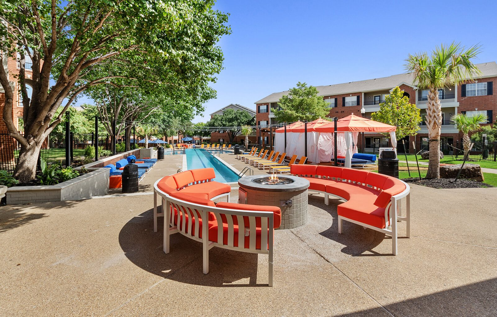 Chapel Hill Luxury Apartments In Lewisville Tx
