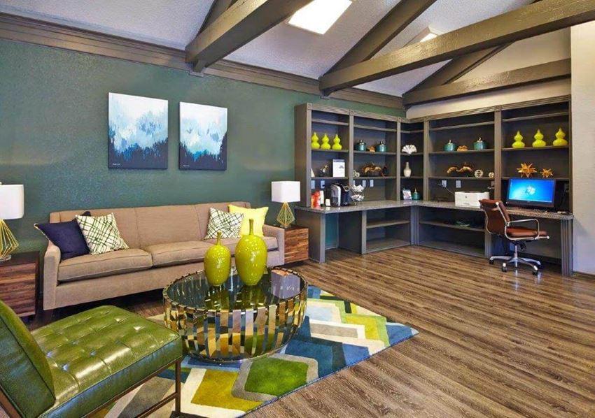 Autumnwood resident lounge