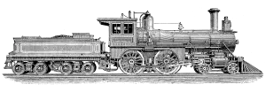 Smith & Porter Train Icon