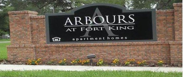 Welcome to Arbours at Fort King