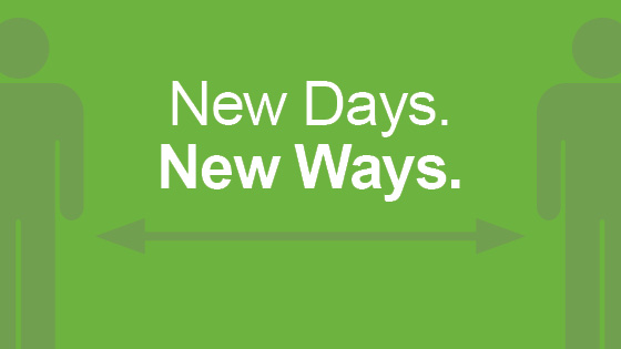 New Days. New Ways