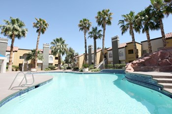 5225 E. Charleston Blvd 2 Beds Apartment for Rent Photo Gallery 1