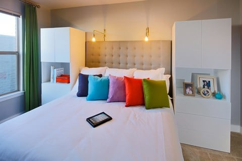 Bedroom at The Gale Eckington