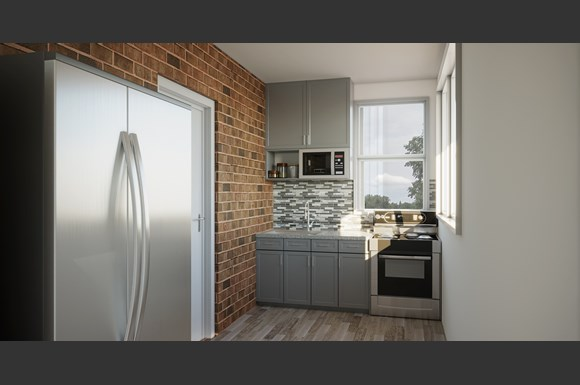 Alt Sample Kitchen Rendering