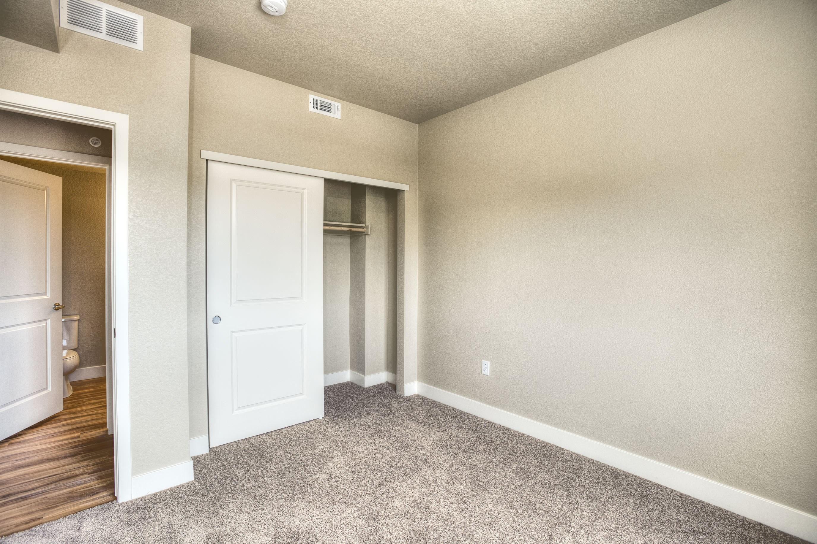 303 Prospect Station Bedroom