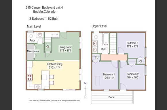 315 Canyon Blvd Floor Plan