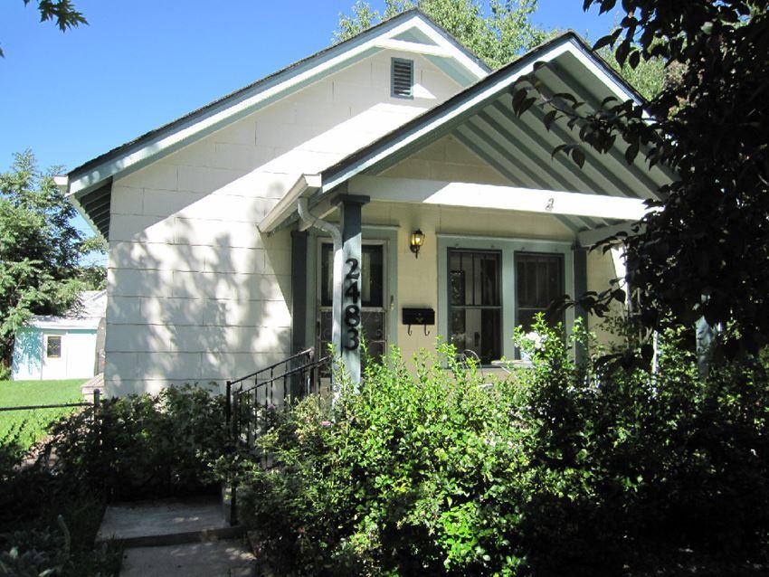 2483 S. Williams St. Exterior
