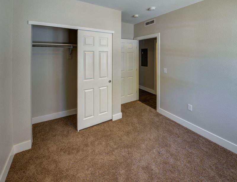 East Village Flats Bedroom
