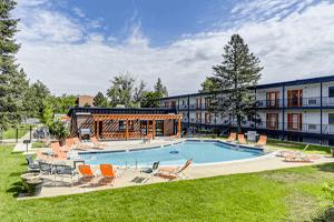 The Lodge Apartments Boulder, CO