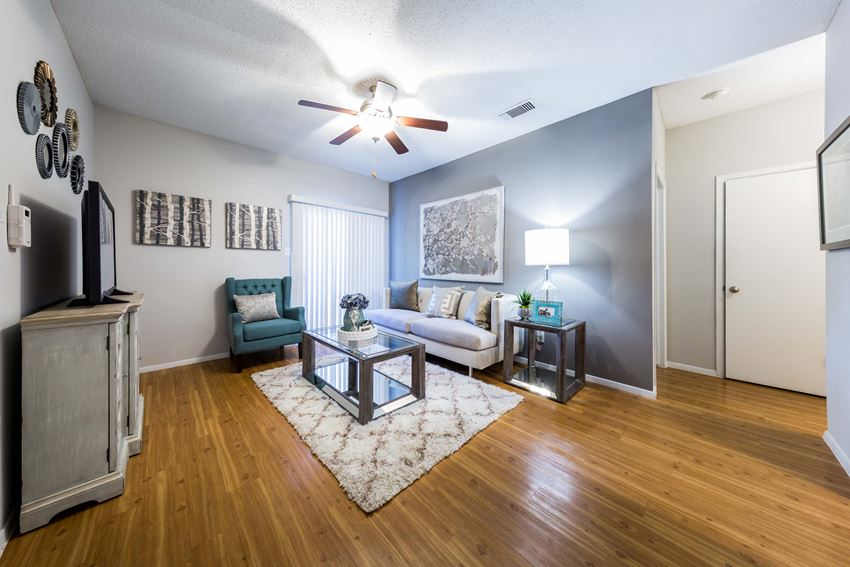Wood-style flooring available