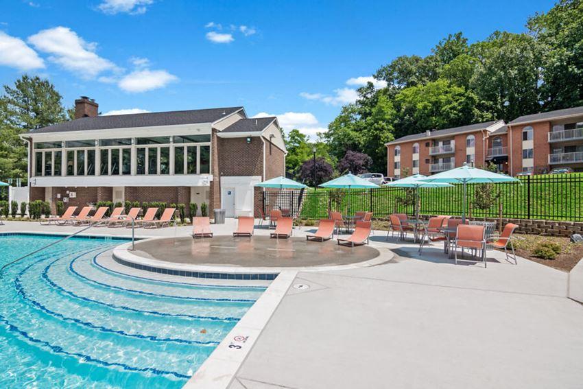 Brand New Swimming Pool  at Padonia Village Apartments, Timonium, MD,21093