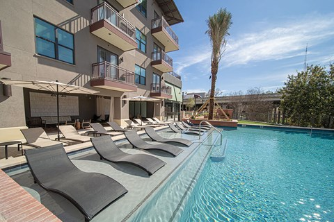 Take a dip in our incredible pool!