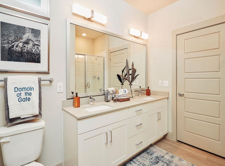 Framed bathroom mirrors and 5panel interior doors