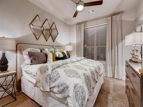 Cozy Bedroom at Kelley at Samuels Ave, Ft Worth, TX