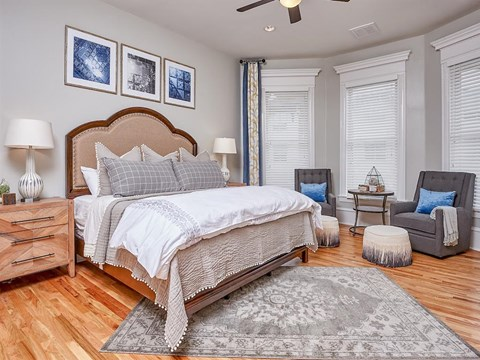 Rentable Guest Suite at Kelley at Samuels Ave, Ft Worth