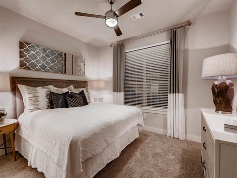 Private Master Bedroom at Kelley at Samuels Ave, Ft Worth, TX, 76102