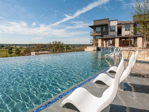 Invigorating Swimming Pool at Kelley at Samuels Ave, Texas, 76102