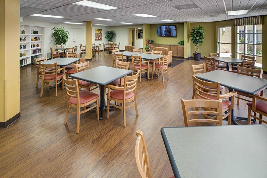 Huntington Plaza Community Room