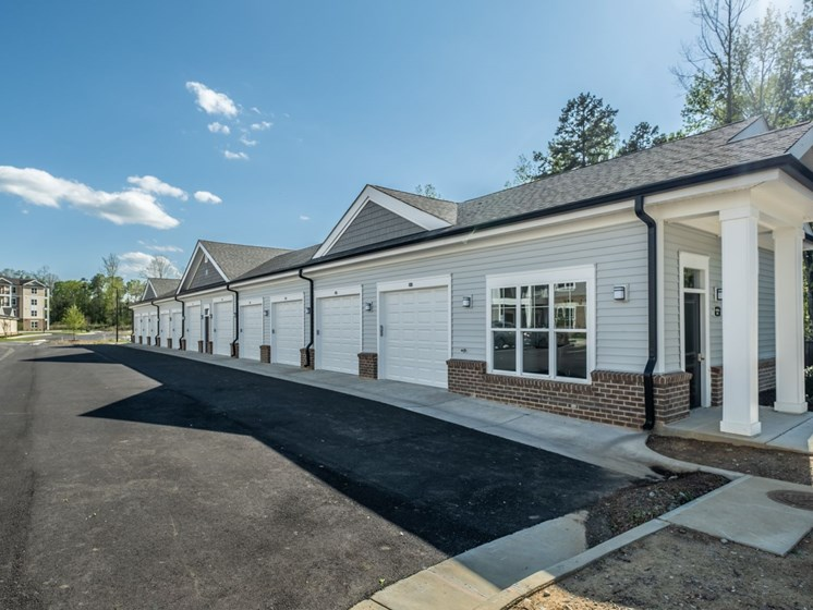 Garages Available at Abberly CenterPointe Apartment Homes by HHHunt, Midlothian, Virginia