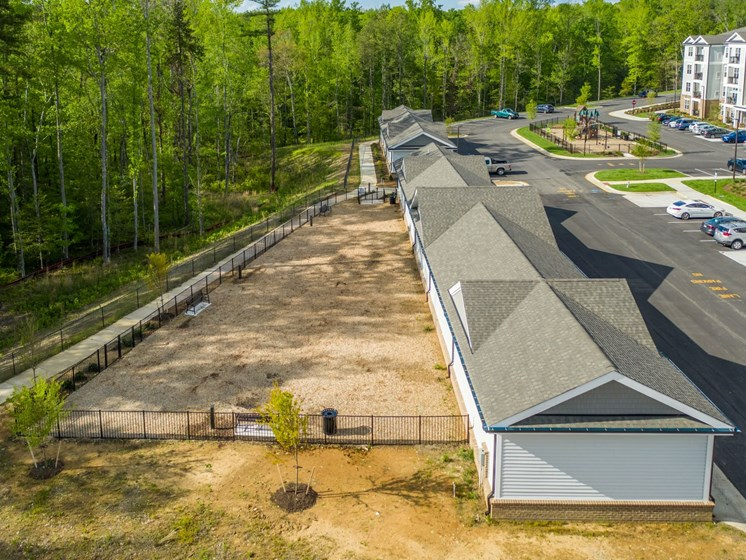 Bark Park at Abberly CenterPointe Apartment Homes by HHHunt, Virginia, 23114