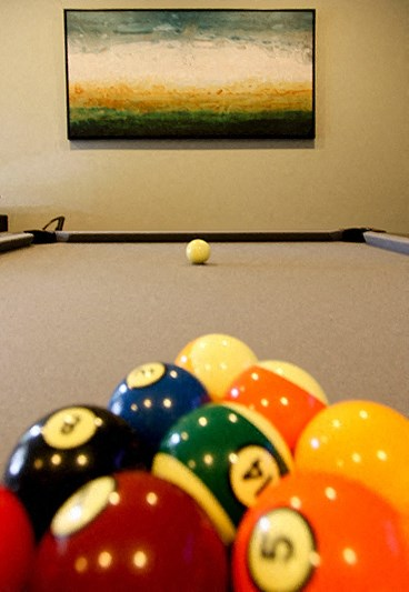 Billiards at Abberly Green Apartment Homes by HHHunt, Mooresville, NC 28117