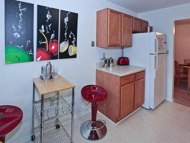 Extra Storage Space at Hethwood Apartment Homes by HHHunt, Virginia, 24060
