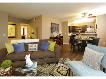 4600 W. Pioneer Dr. 1 Bed Apartment for Rent Photo Gallery 1