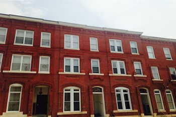 1734 Guilford Avenue 1-4 Beds Apartment for Rent Photo Gallery 1