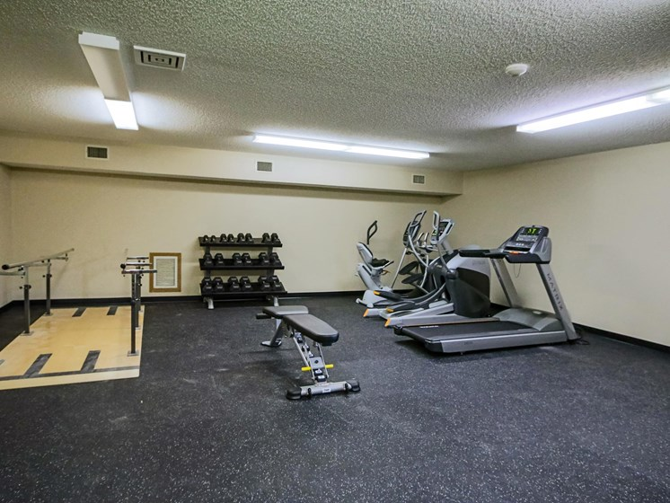 Dellwood Estates Apartments | Fitness Center