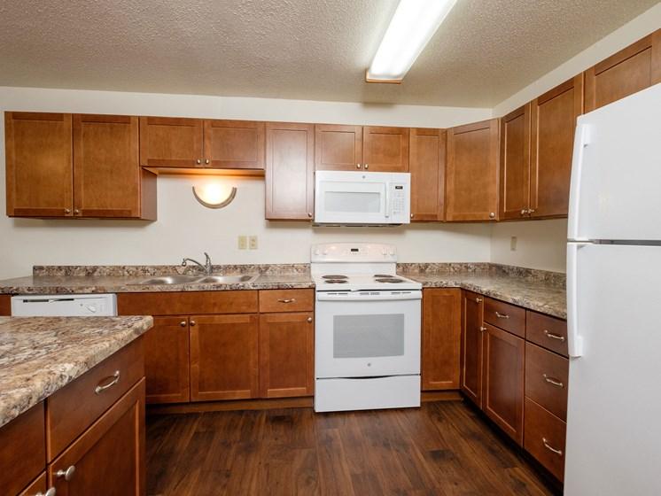 Cedars 2 Apartments | Kitchen