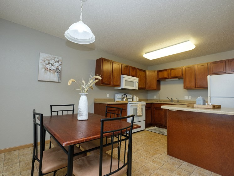 Bluestem Homes | Kitchen