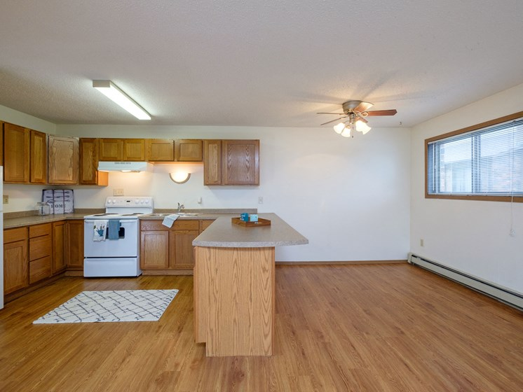 Dynasty 1 Apartments | 2 Bdrm - Kitchen - Dining