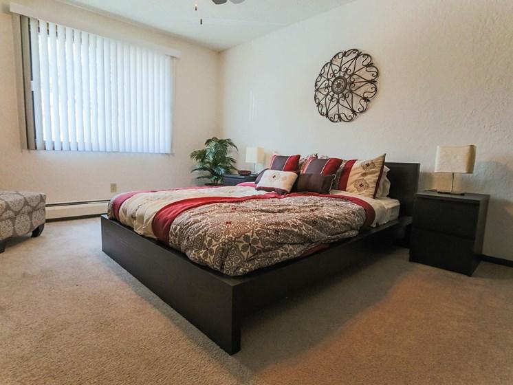 Glen Pond Apartments | Bedroom