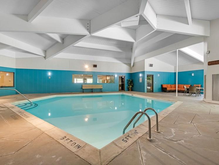Maplewood Apartments   Indoor Pool
