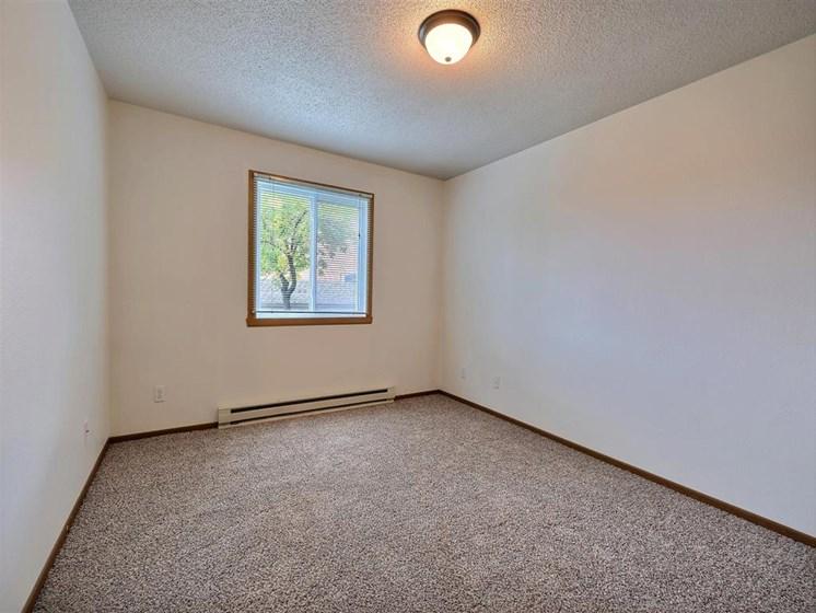 Brownstone Apartments | 2 Bedroom Plan A | Bedroom
